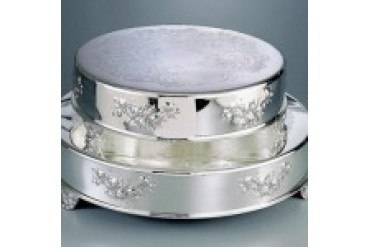 Elegance By Carbonneau Cake Stand - Style CT5575/CT5576