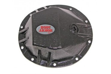 Body Armor 4x4 Dana 35 Iron Cover 83500 Differential Covers