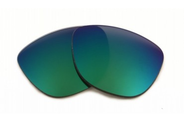 New SEEK Replacement Lenses Oakley FROGSKINS LX Polarized Jade Green