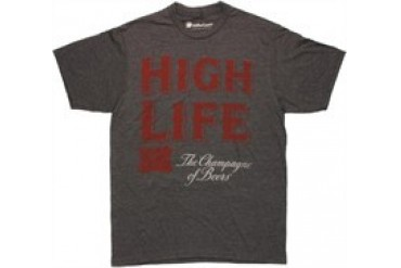 Miller High Life Champagne T-Shirt Sheer
