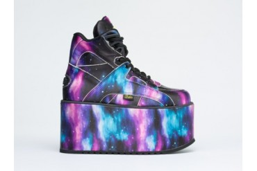 Buffalo X Solestruck Platform in Cosmic size 10.0