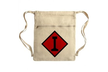 Transportation Training Centre R.E Sack Pack Army Cinch Sack by CafePress
