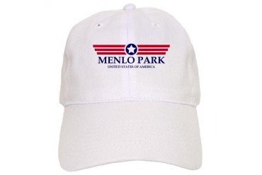Menlo Park Pride California Cap by CafePress