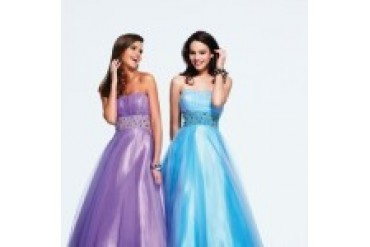 "Faviana ""In Stock"" Prom Dress - Style 6914"