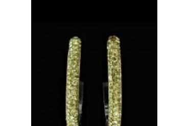 Jim Ball Earrings - Style PV139-Jonquil
