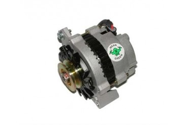 Mean Green High-Output Alternator  MG7128 Alternators