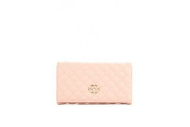 HUER Ciera Quilted Zipped Wallet