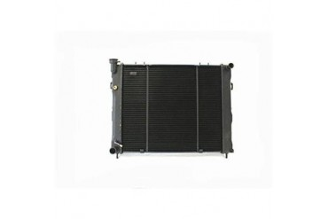 Crown Automotive Replacement Radiator for 4.0L 6 Cylinder Engine with Automatic Transmission 52028379 Radiator