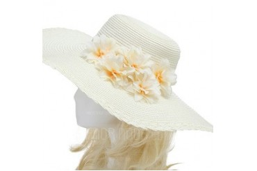 Fancy Artificial Silk/Imported Paper Hats (042052518)