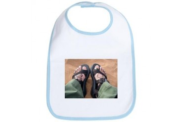 1801.JPG Art Bib by CafePress