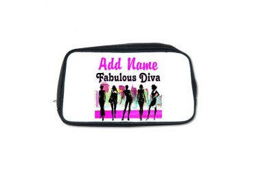 FABULOUS DIVA Princess Toiletry Bag by CafePress