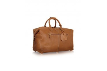 Life Pelle - Medium Leather Travel Bag