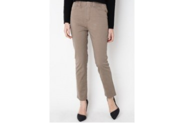 Triset Ladies Emilie Signature Colored Tummy Tuck Jegging