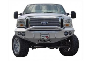 Road Armor Front Stealth Winch Bumper with Pre-Runner Guard in Satin Black 60504B Front Bumpers