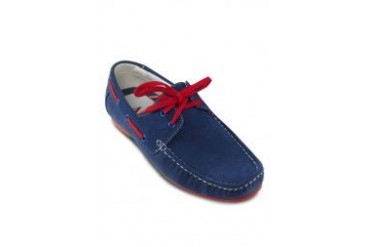 Albertini Lace Up Casual Loafers