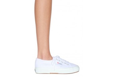 Classic Sneaker in White - designed by Superga