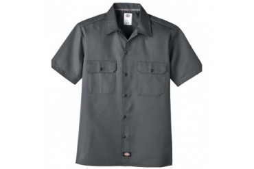 Dickies Apparel Slim Fit Short Sleeve Work Shirt