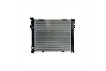Omix-Ada Replacement 2 Core Radiator for 4.0L 6 Cylinder Engine with Automatic Transmission 17101.25 Radiator
