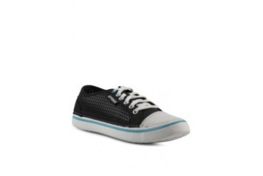 Crocs Crosmesh Hover Lace Up Black White