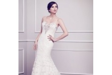 Kenneth Winston Wedding Dresses - Style 1567