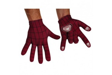 Mens Amazing Spider-Man Movie Gloves For Costume