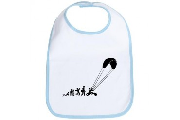 Kite Buggying Sports Bib by CafePress