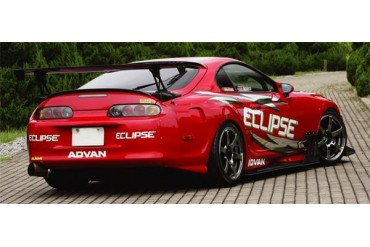 RIDOX Carbon Rear Wide Fenders Toyota Supra 93-02