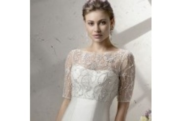 Maggie Sottero Wedding Jackets - Style JK4SS958