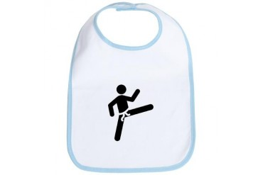 Taekwondo Sports Bib by CafePress