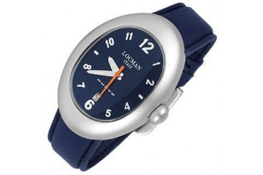 Nuovo Mini - Blue Aluminium Case Watch