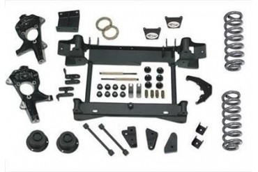Tuff Country 6 Inch EZ-Ride Lift Kit 36101 Complete Suspension Systems and Lift Kits