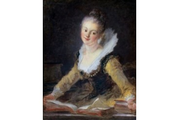 A Study , Jean Honore Fragonard (1732-1806French) , Musee du Louvre, Paris