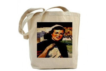 Senior Nurse Army Tote Bag by CafePress