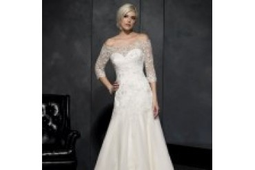 Kenneth Winston Wedding Dresses - Style 1534