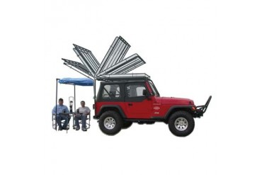 Olympic 4x4 Products Dave's Rack System  921-124 Roof Rack