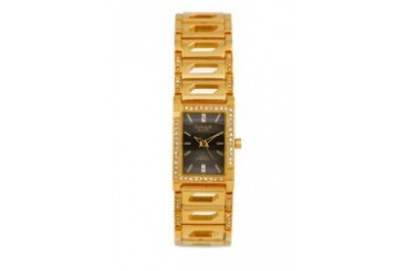 Omax JES562SG Alloy Gold Watch