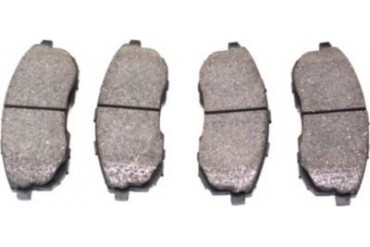2002-2004 Infiniti I35 Brake Pad Set Centric Infiniti Brake Pad Set 105.08151 02 03 04