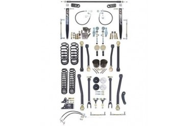 Currie 4 Inch RockJock Lift Kit CE-9807A Complete Suspension Systems and Lift Kits