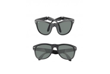 Wayfarer Folding - Square Acetate Sunglasses