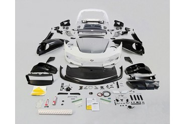 TechArt GTstreet R Aero Kit 997.2 Look Porsche 997.1 Turbo Cabriolet 07-09