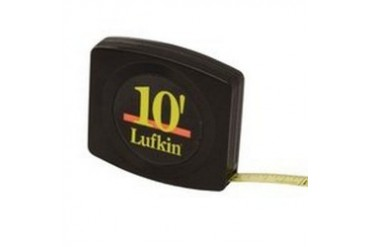 6 Pack Lufkin W6110 10Ftx1 4In Tape Rule Yellow