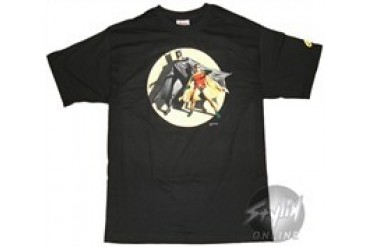 DC Comics Men/'s Batman By Alex Ross T-Shirt