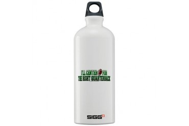 Ill Center Sports Sigg Water Bottle 1.0L by CafePress
