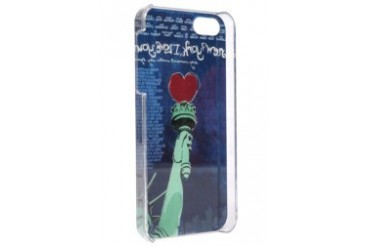 iPhone 5G/5S I Love You New York Case