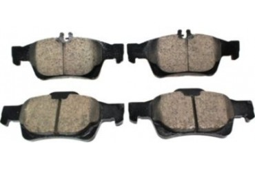 2007-2011 Mercedes Benz S550 Brake Pad Set Akebono Mercedes Benz Brake Pad Set EUR986 07 08 09 10 11