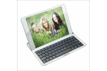 iPad Mini Case With Keyboard - Bluetooth Folio Case Cover