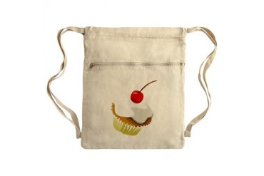 Sack Pack Art Cinch Sack by CafePress