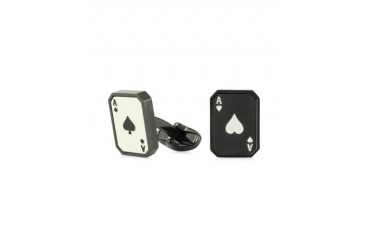 Playing Card Men's Cufflinks