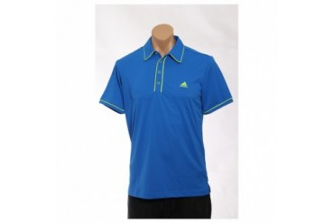 adidas Golf Men's Fashion Performance Solid Polo