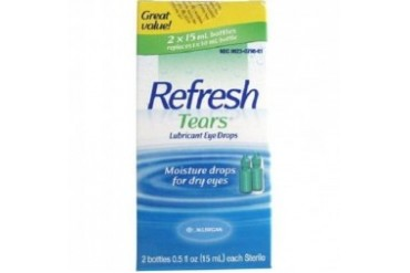 Refresh Lubricant Eye Drops Value Size Refresh Tears